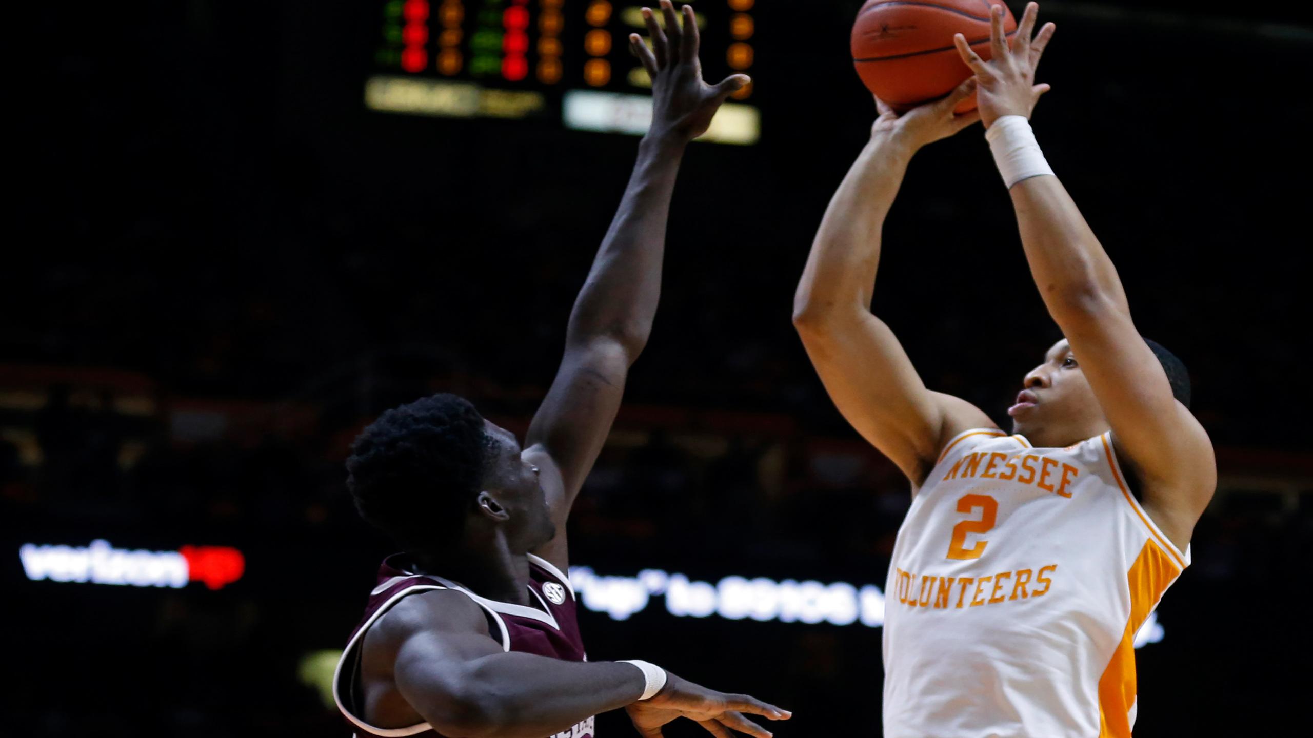 Mississippi State vs. #8 Tennessee (Quarterfinal #4) (SEC Men's Basketball Tournament)