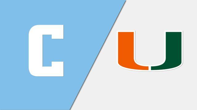Columbia vs. Miami (Baseball)