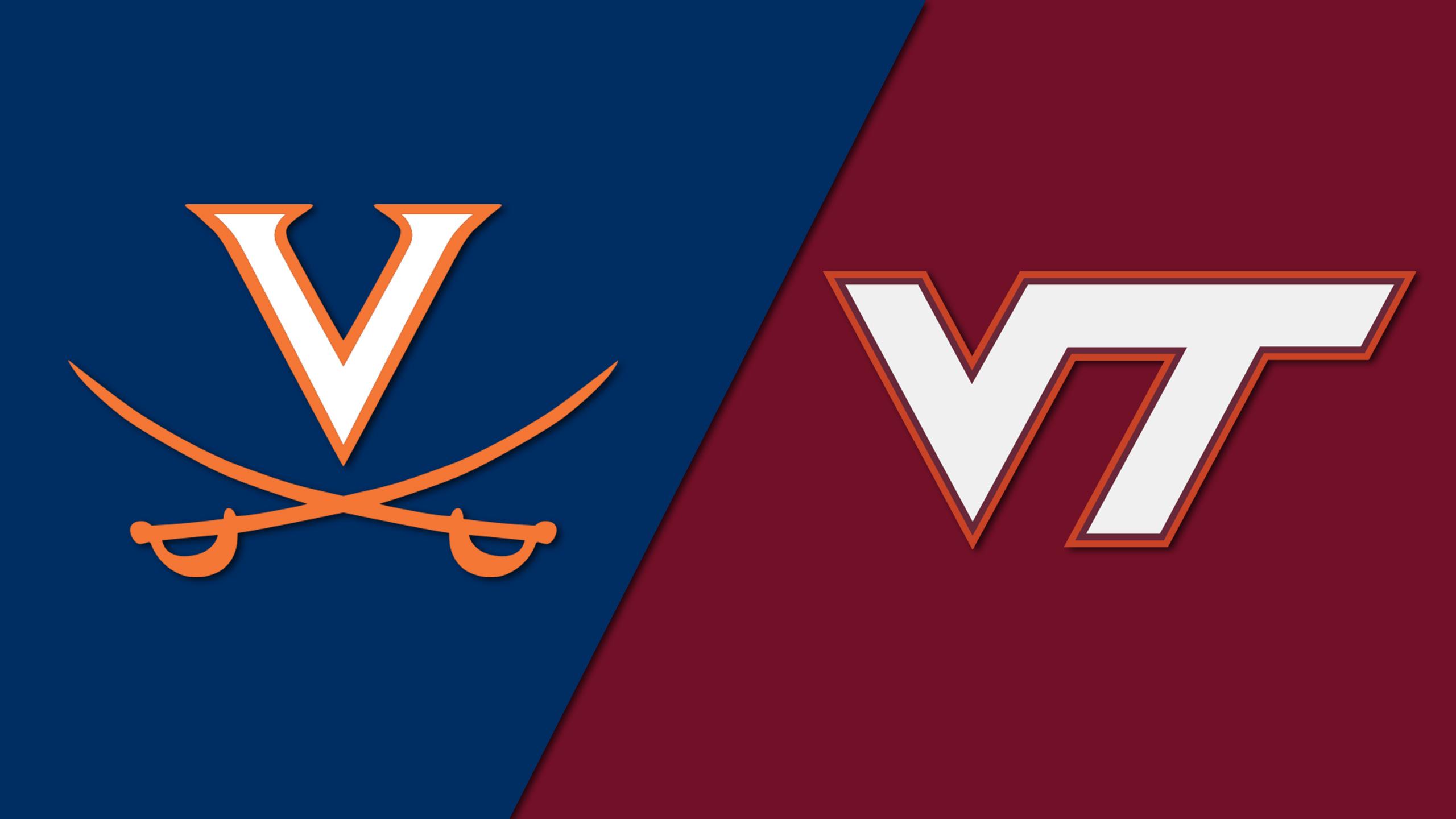 Virginia vs. Virginia Tech (W Volleyball)