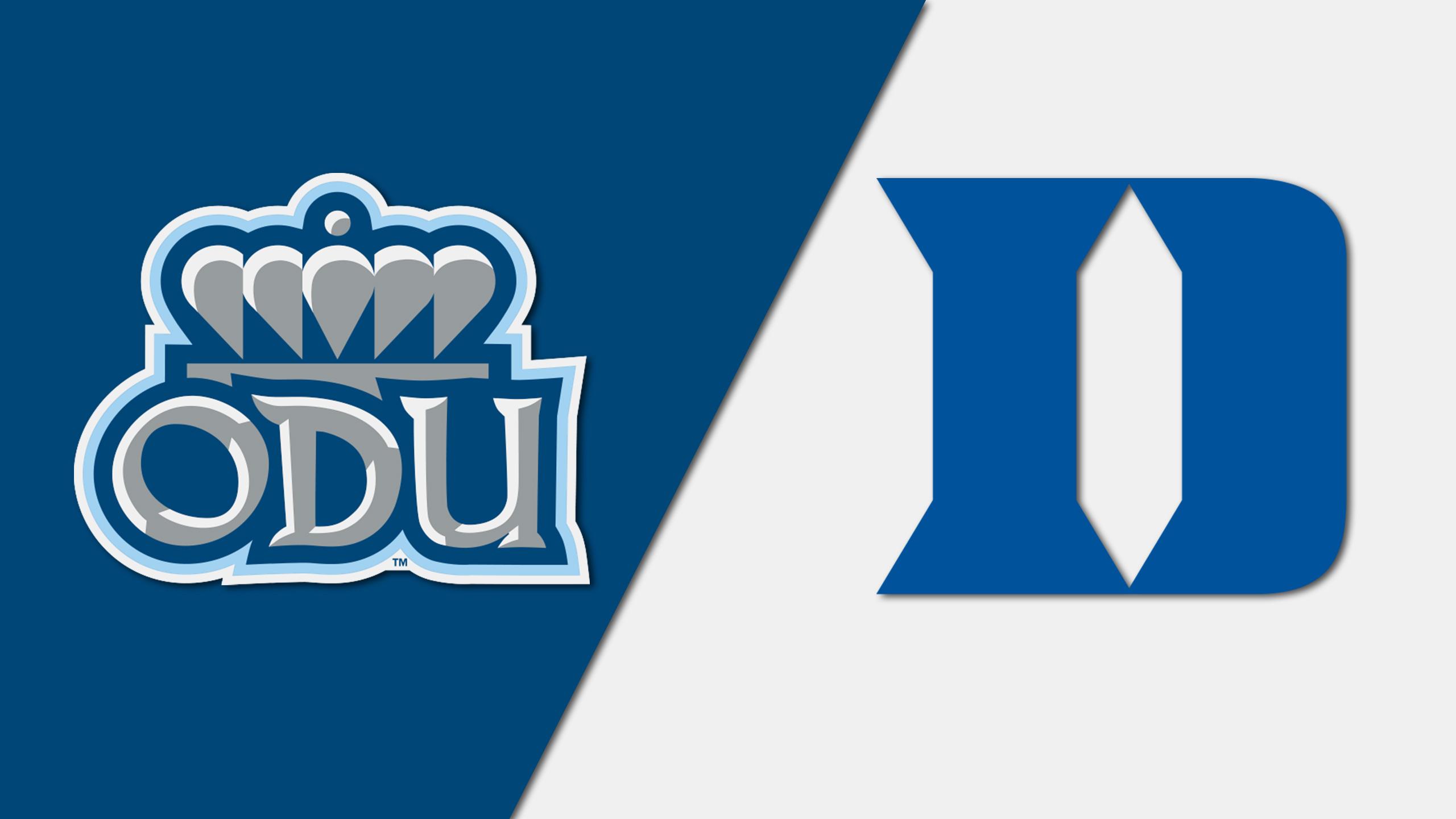 Old Dominion vs. #14 Duke (W Soccer)