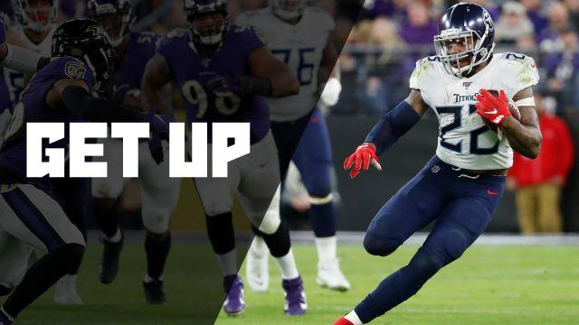 Fri, 1/17 - Get Up!