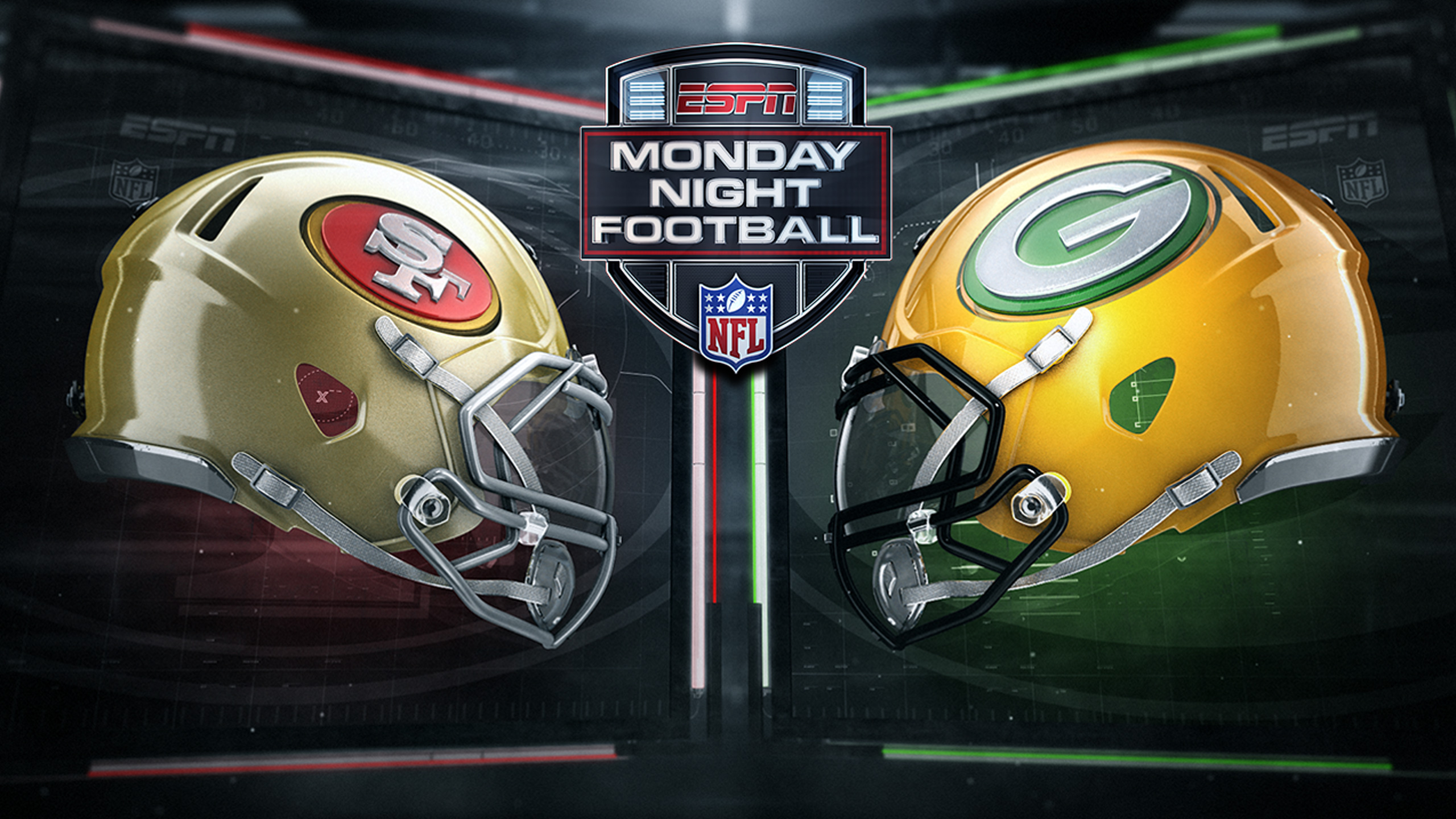 In Spanish - San Francisco 49ers vs. Green Bay Packers