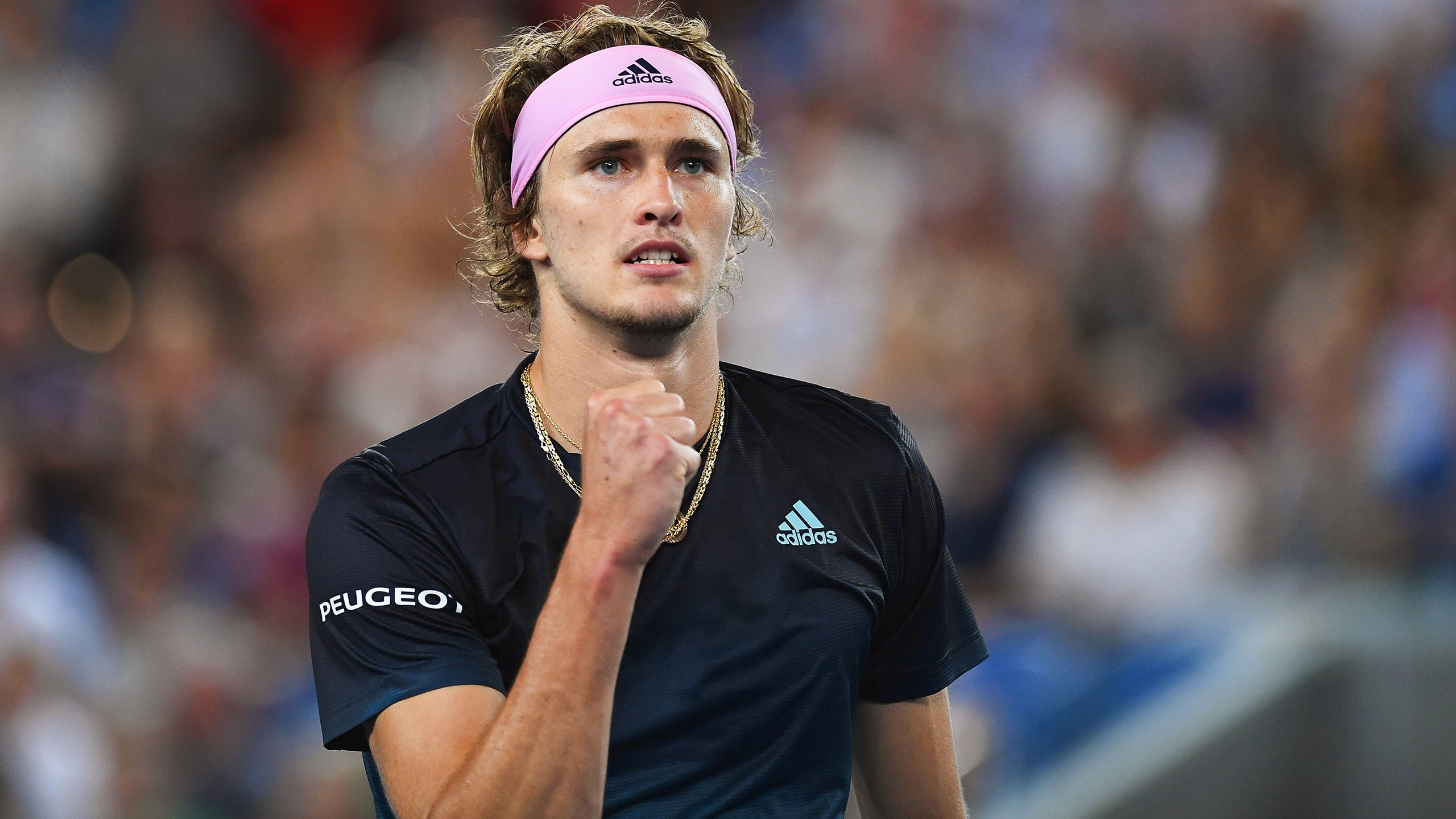 (4) A. Zverev vs. Bolt (Men's Third Round)