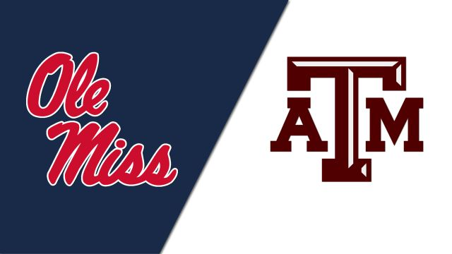 Ole Miss vs. #8 Texas A&M (re-air)