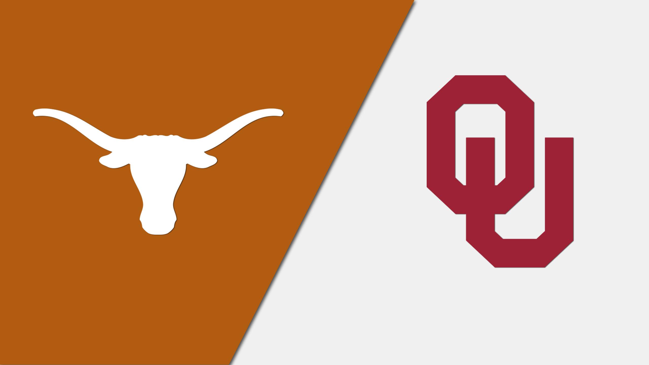 Texas Longhorns vs. Oklahoma Sooners - 10/9/1999 (re-air)