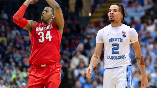 Wed, 12/4 - #6 Ohio State vs. #7 North Carolina (M Basketball)
