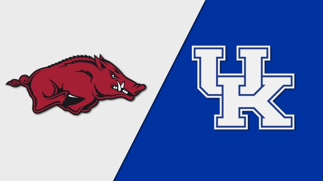 Arkansas vs. Kentucky (M Basketball)