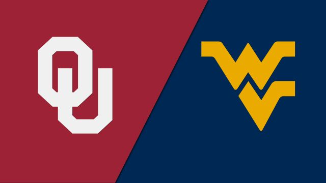 Oklahoma vs. West Virginia (re-air)