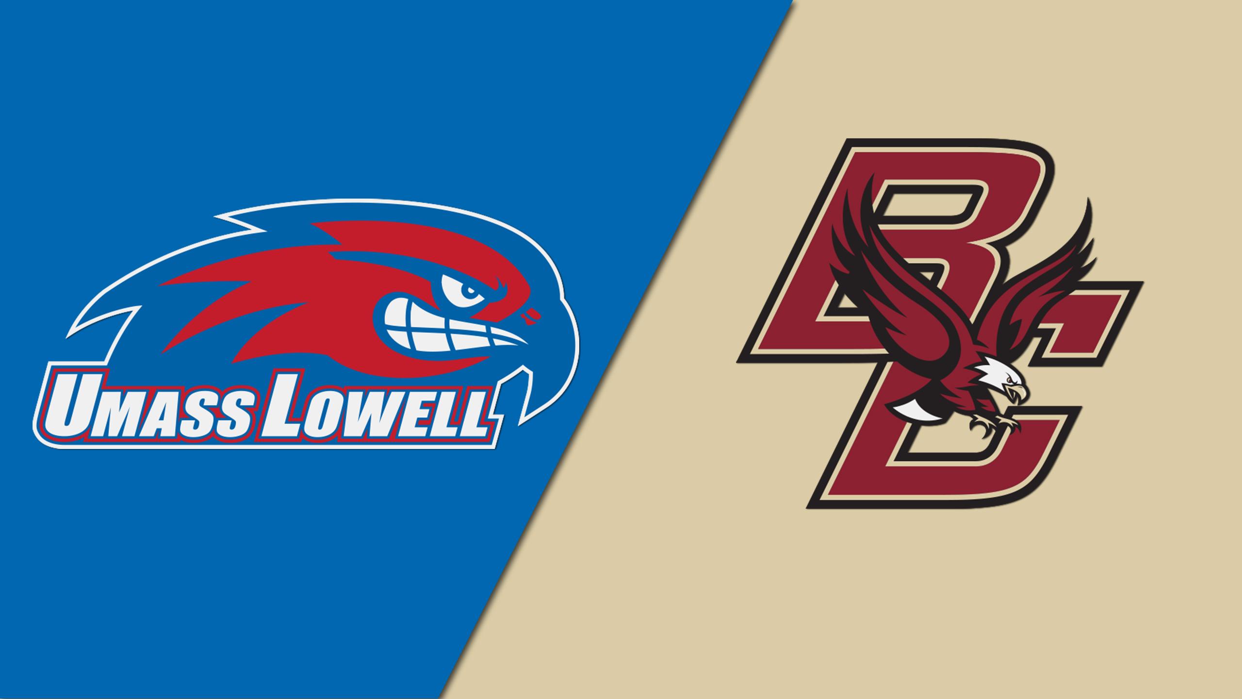 UMass Lowell vs. Boston College (M Hockey)