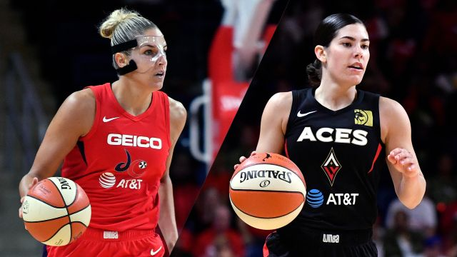 Sun, 9/22 - Washington Mystics vs. Las Vegas Aces (Semifinals, Game 3)