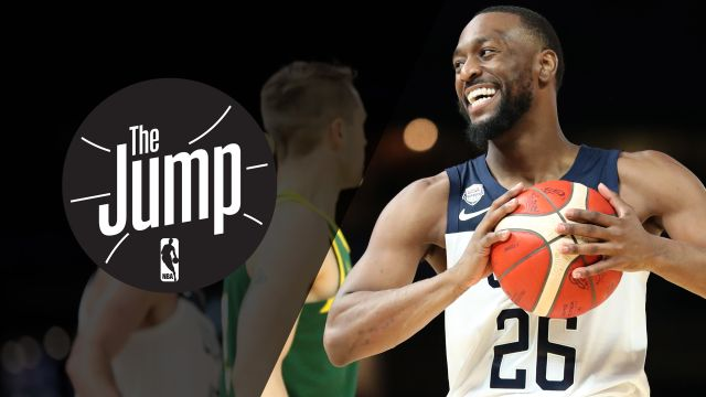 Thu, 8/22 - NBA: The Jump