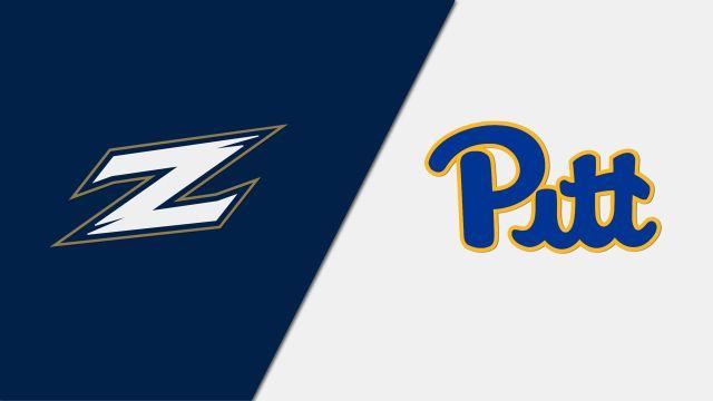 Akron vs. Pittsburgh (M Soccer)
