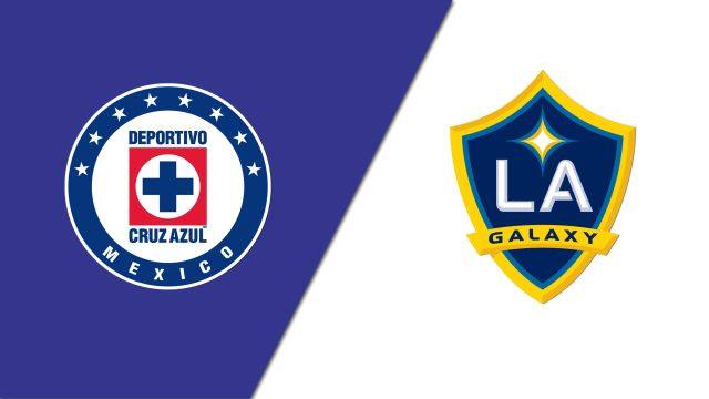 Tue, 8/20 - Cruz Azul vs. LA Galaxy (Semifinal) (Leagues Cup)