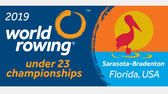 2019 World Rowing Under23 Championships (Finals, Day 1)