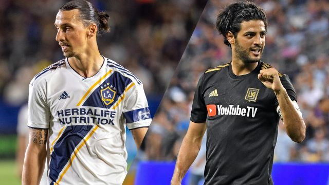 In Spanish-LA Galaxy vs. LAFC (MLS)