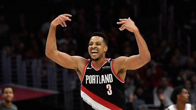 Em dia na manicure, astro dos Blazers elege as unhas de Durant como as piores da NBA