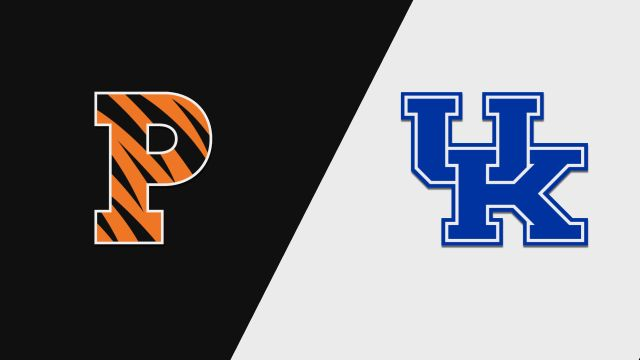 #11 Princeton vs. #6 Kentucky (First Round) (NCAA Women's Basketball Championship)