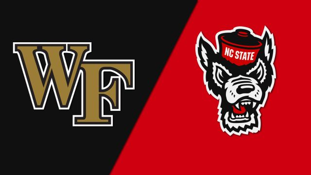 Wake Forest vs. NC State (W Soccer)