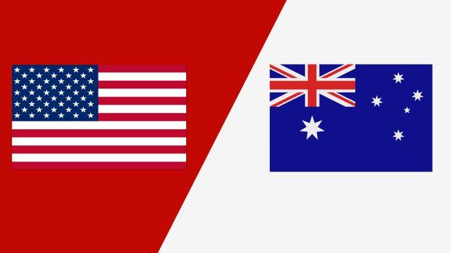 USA vs. Australia (Semifinal #2)
