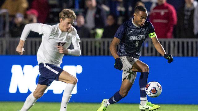 #3 Georgetown vs. #1 Virginia (Championship) (NCAA Men's Soccer Championship)