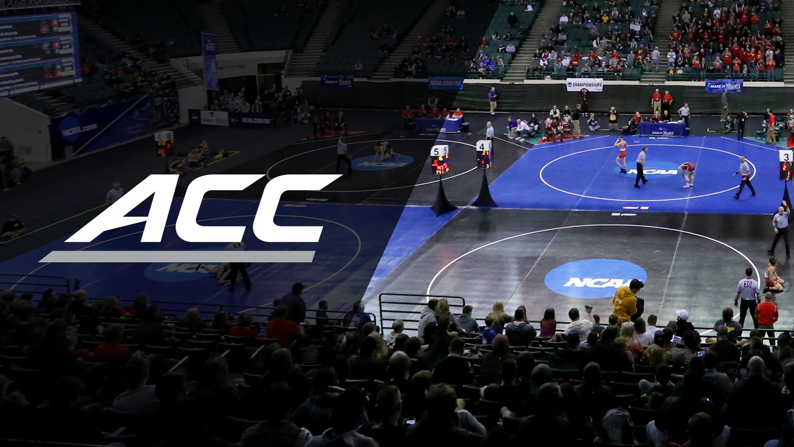ACC Wrestling Championship - Mat 1 (Championship)