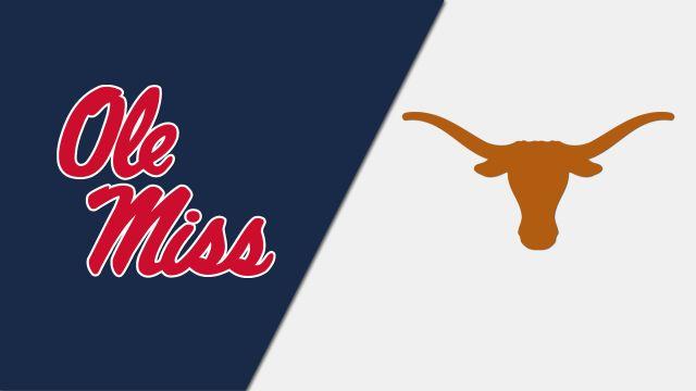 Ole Miss vs. Texas (Softball)