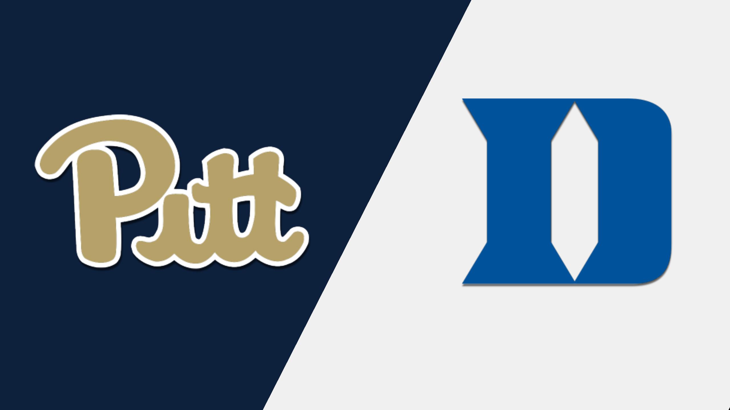 Pittsburgh vs. Duke (Softball)
