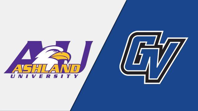 Ashland vs. Grand Valley State (Softball)