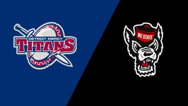 Detroit Mercy vs. NC State (M Basketball)