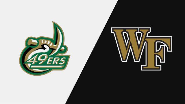 Charlotte vs. Wake Forest (Baseball)