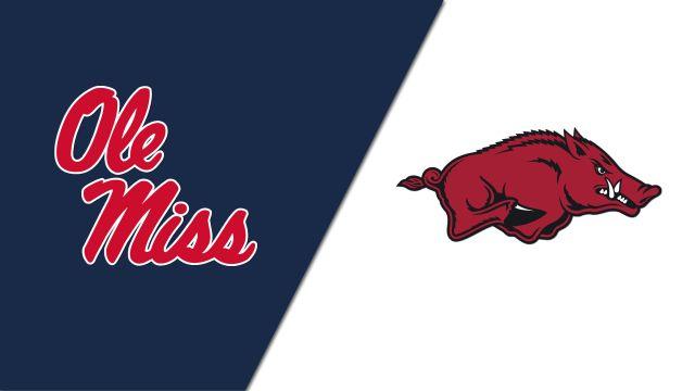Ole Miss vs. Arkansas (Site 5 / Game 1) (NCAA Baseball Super Regionals)