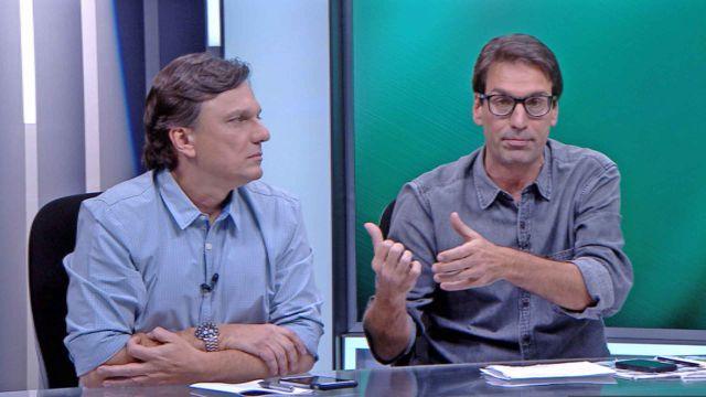 21/06 - Arnaldo: 'Maradona não reagiria da forma passiva como o Messi'