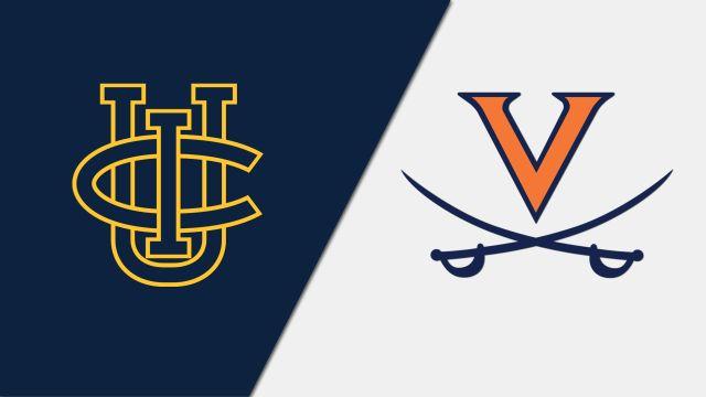 UC Irvine vs. #9 Virginia (W Soccer)