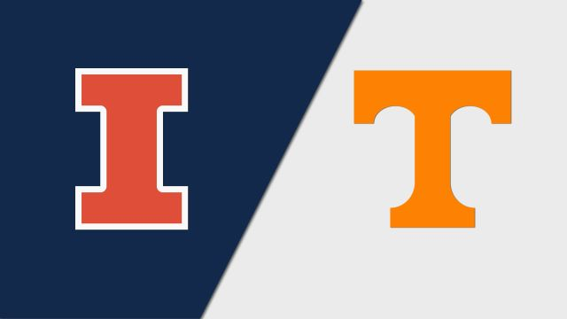 Illinois vs. Tennessee (W Volleyball)