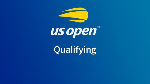 US Open Qualifying