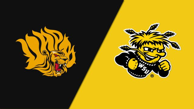 Arkansas Pine-Bluff vs. Wichita State (W Basketball)