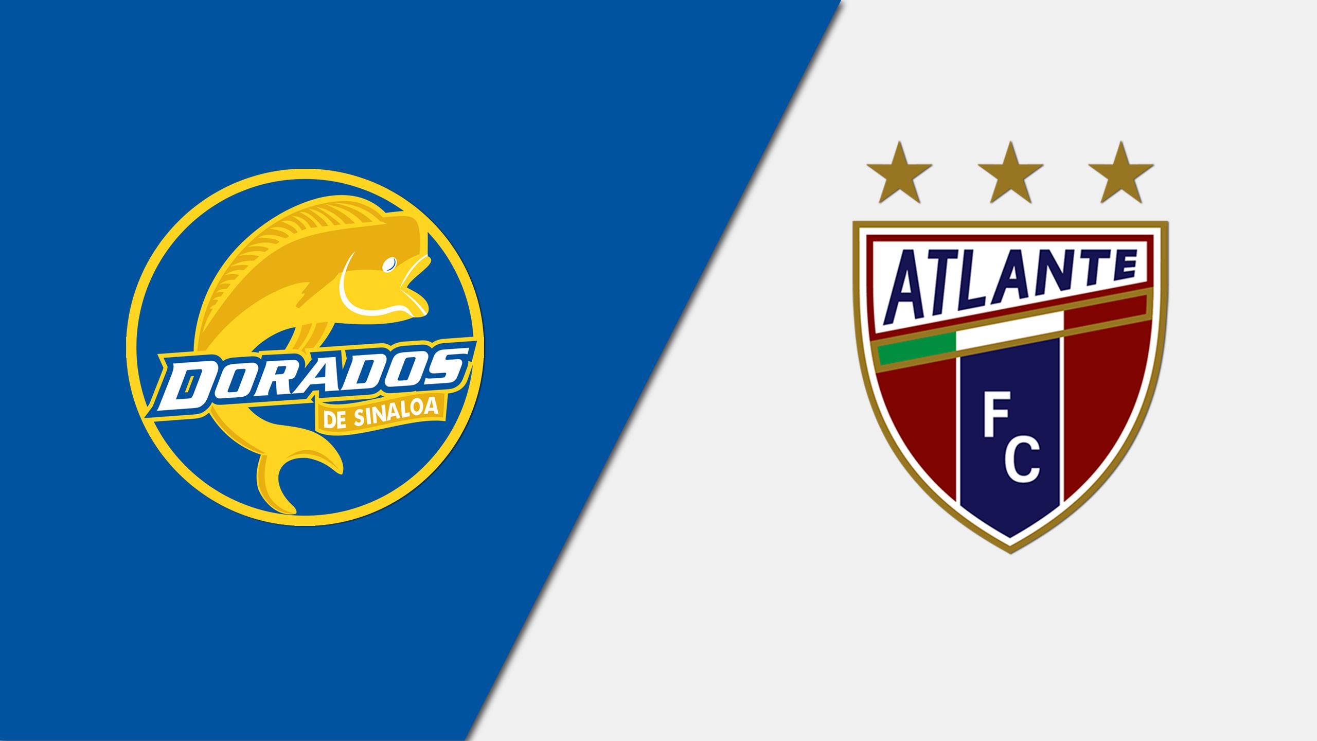 In Spanish - Dorados de Sinaloa vs. Potros del Atlante (Jornada 7)