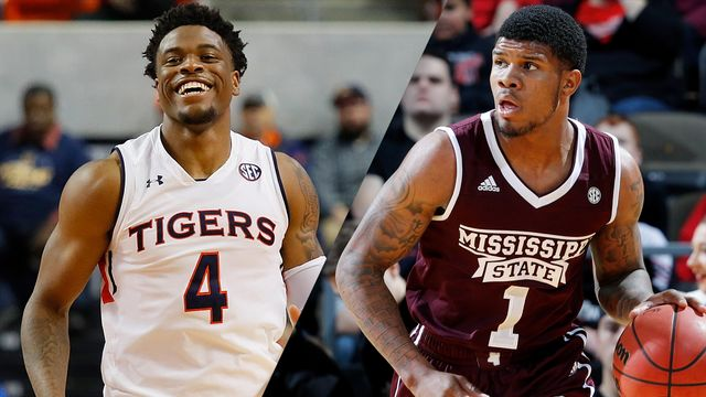 #16 Auburn vs. #22 Mississippi State