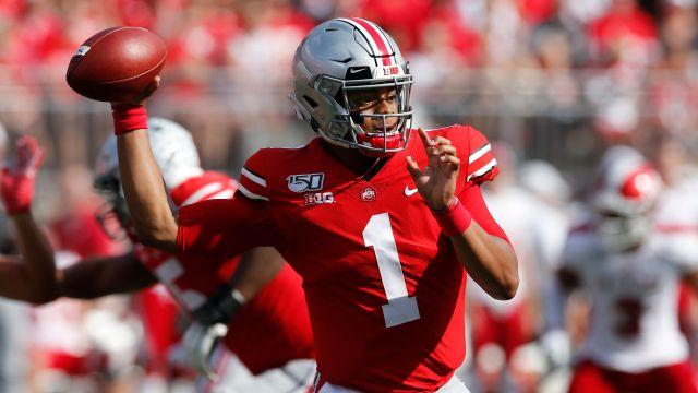 #5 Ohio State vs. Nebraska (Football)