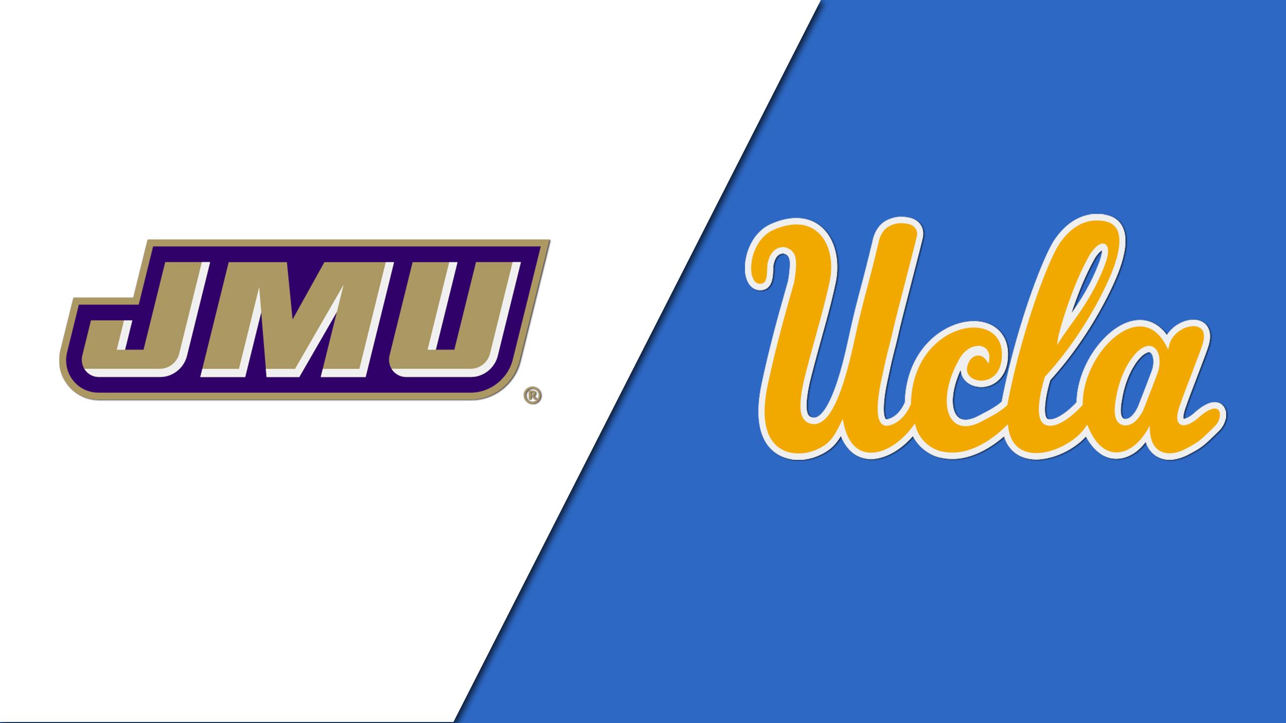 James Madison vs. UCLA (Site 7 / Game 1)