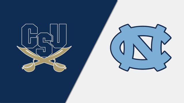 Charleston Southern vs. North Carolina (W Basketball)