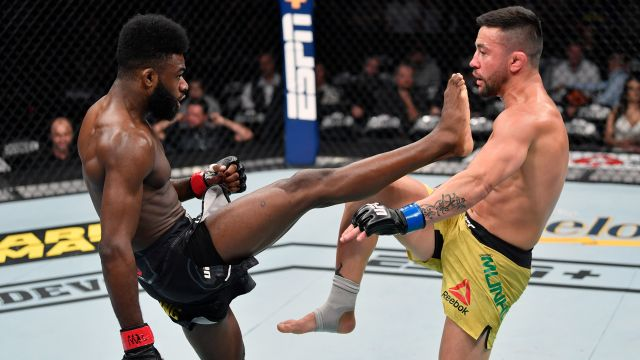 UFC 238: Cejudo vs. Moraes presented by Modelo