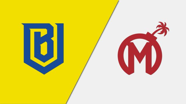 Boston Uprising vs. Florida Mayhem (Esports)