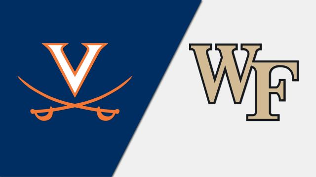 Virginia vs. Wake Forest (W Volleyball)