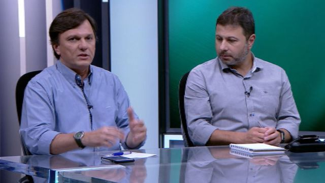 Mauro vê Neymar culpado e vítima: 'Cercado por pessoas que o paparicam e sugam'