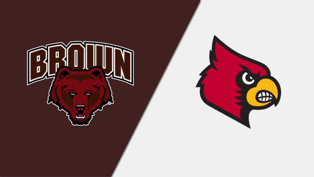 Brown vs. Louisville (Baseball)