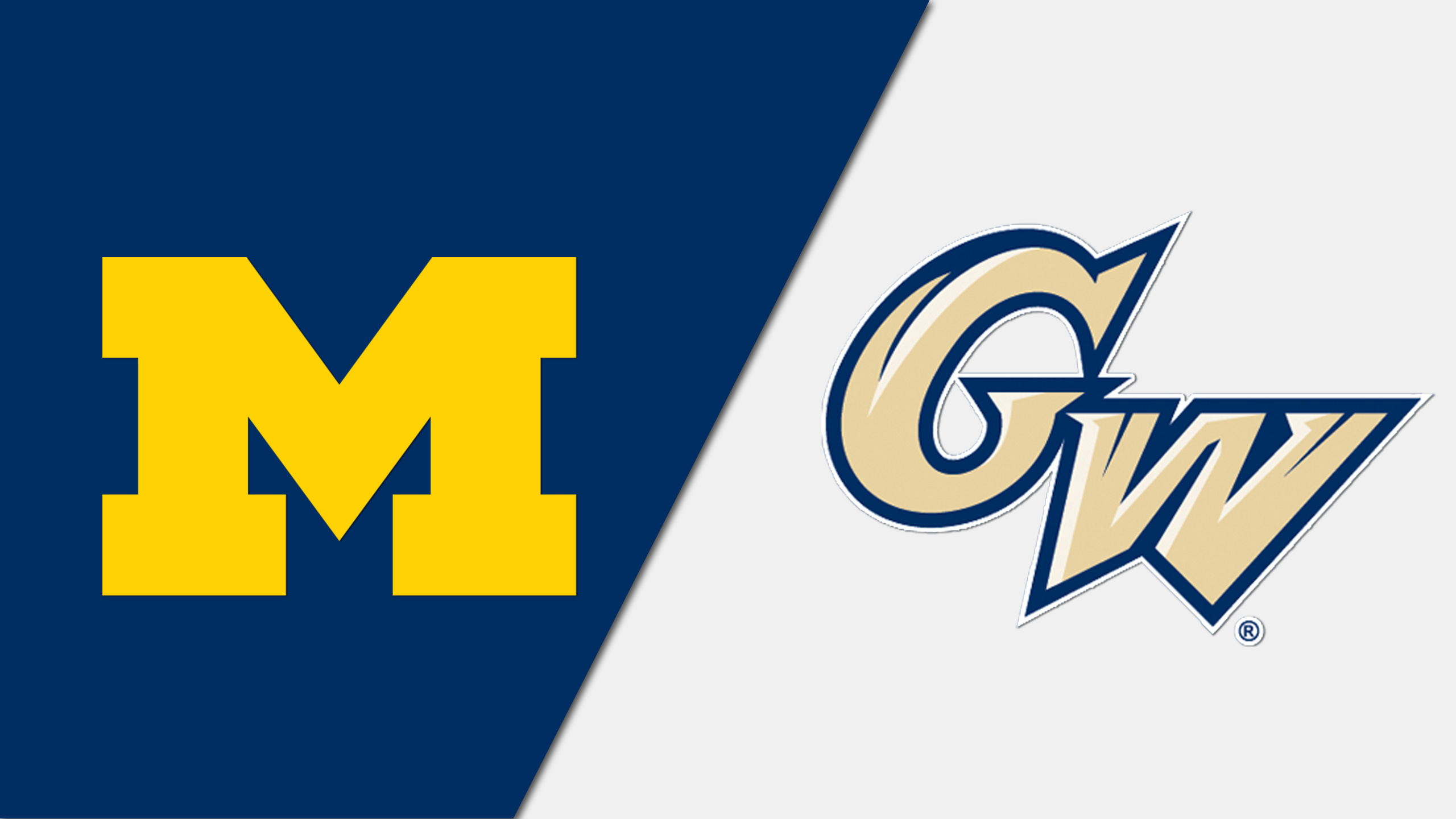 #18 Michigan vs. George Washington (Semifinal #1) (Hall of Fame Tip-Off)
