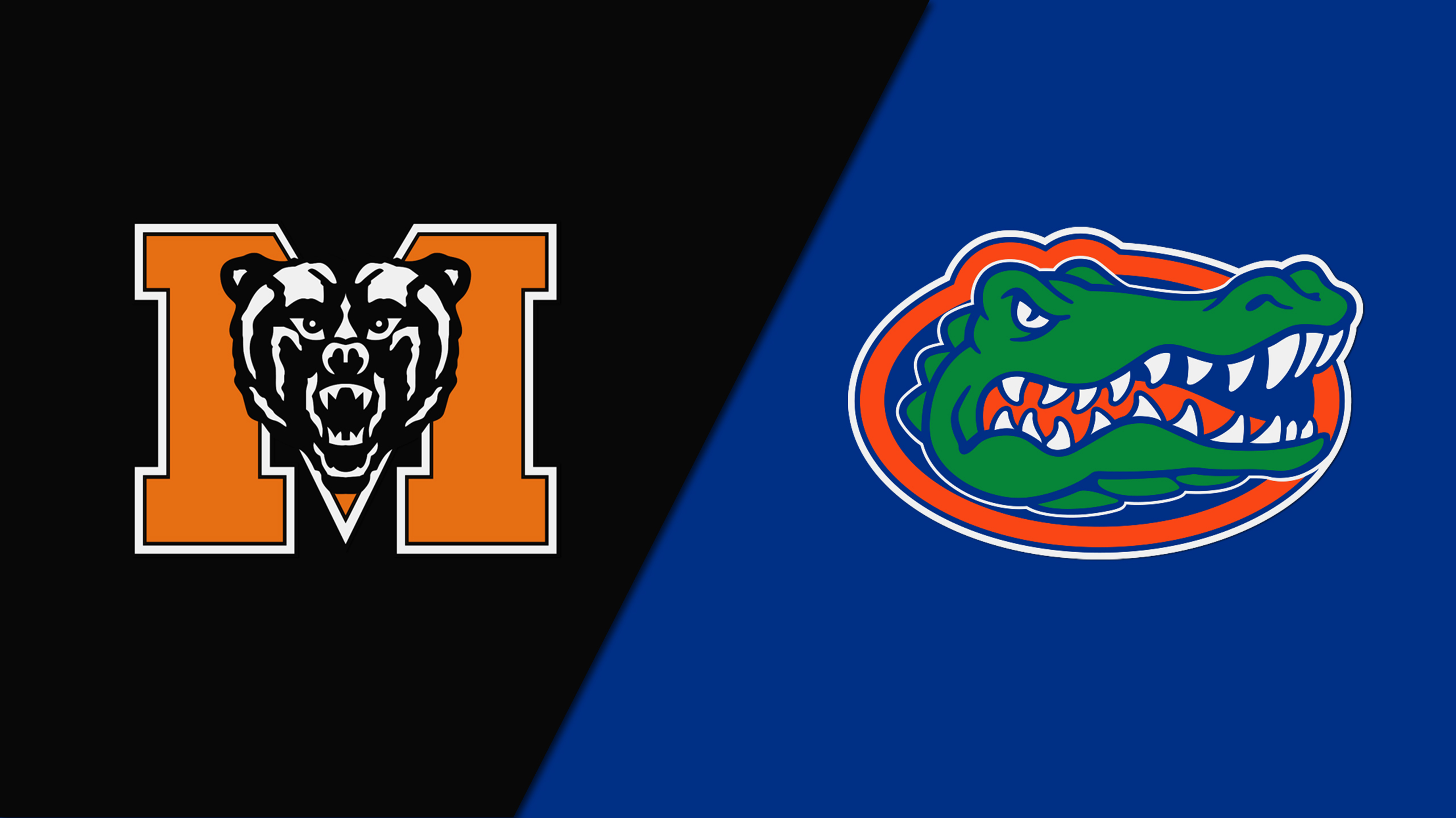 Mercer vs. #7 Florida (Softball)