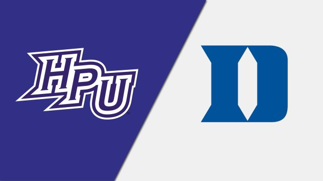 High Point vs. Duke (M Soccer)