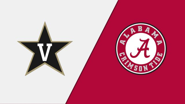 #5 Vanderbilt vs. Alabama (Baseball)